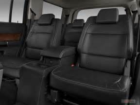 Ford Flex Seating Capacity 2009 Ford Flex Interior U S News World Report