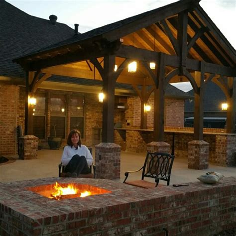 Timber Patio Designs Expand With A Solid Covered Deck Or Patio Western Timber Frame