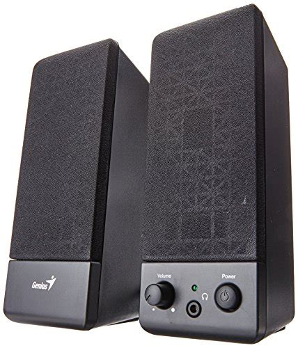 Speaker Genius genius sp s110 1w 2ch speakers 31730615100 pcpartpicker new zealand