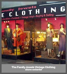the family jewels vintage clothing