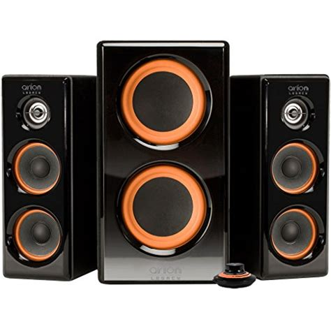 Speaker Simbadda Dual O arion legacy ar506 ac powered speaker system with dual