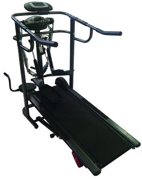 Alat Treadmil jual alat treadmill manual 4 fungsi alat fitness manual