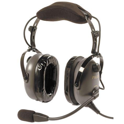 pilot pa12 8s passive pilot headset with free headset
