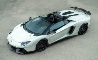 Lamborghini Aventador With Spoiler Official Novitec Torado Lamborghini Aventador Roadster