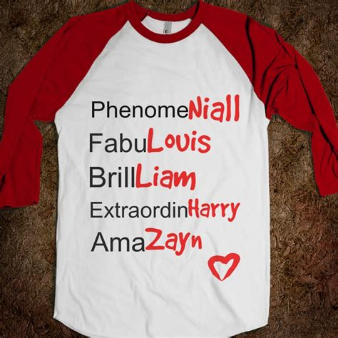 T Shirt I One Direction one direction t shirts need my style