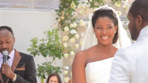 Stephanie OKEREKE and Linus IDAHOSA   BEST WEDDING VIDEO