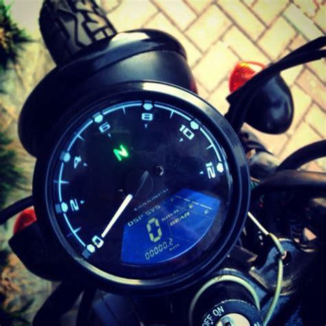 Speedometer Digital Jupiter Mx 199 km h 12000 rpm lcd digital speedometer tachometer