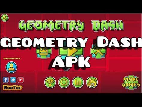 geometry dash full version apk download 2 011 geometry dash 2 011 apk full completo youtube