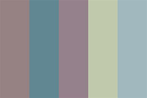 muted color palette the most muted color palette
