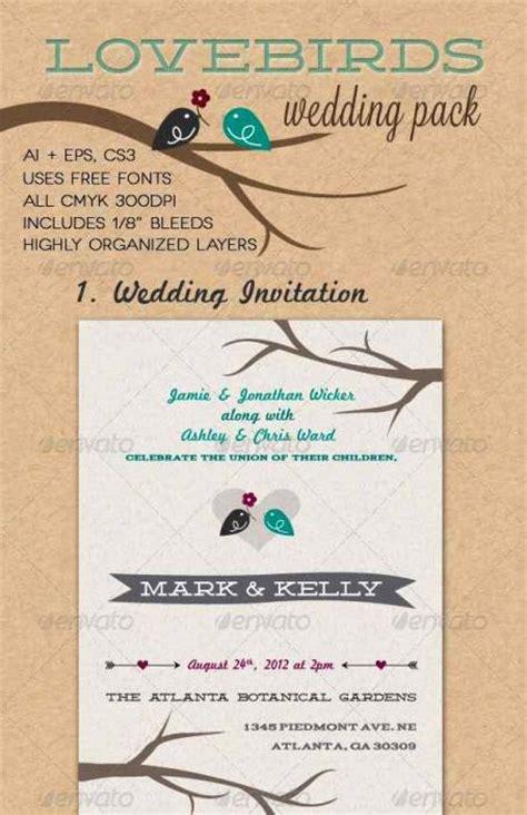template undangan dengan photoshop desain undangan pernikahan terbaik template photoshop