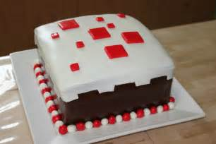 minecraft cake i made for my boyfriend minecraft