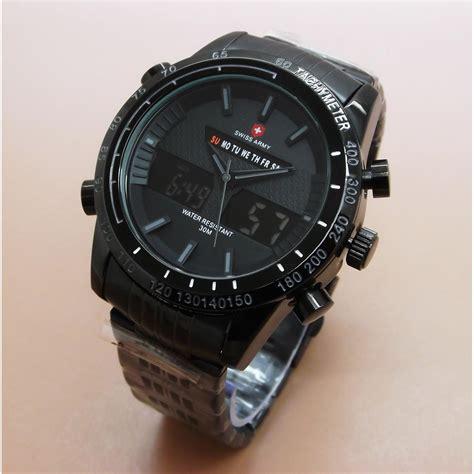 Swiss Army Rantai Jam Tangan Pria swiss army original sa7031 jam tangan pria rantai elevenia