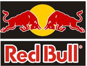 Red bull logo we created a series of red bull stencils for another