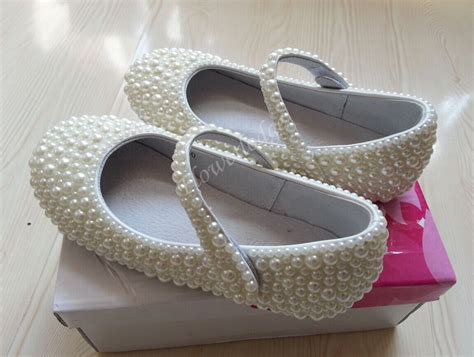 flower shoes ivory custom shoes ivory pearl flower shoes janes