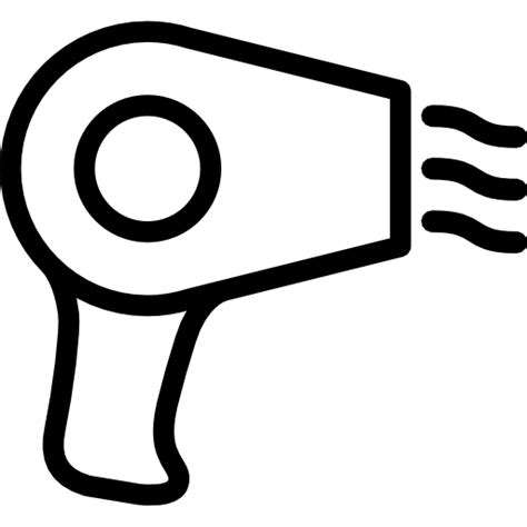 Hair Dryer Icon dryer free icons