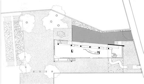 Boarding House Floor Plan ad classics villa dall ava oma archdaily