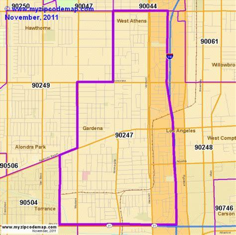 Gardena Zip Code Zip Code Map Of 90247 Demographic Profile Residential