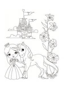 Image Coloriage Licorne L L L L L L