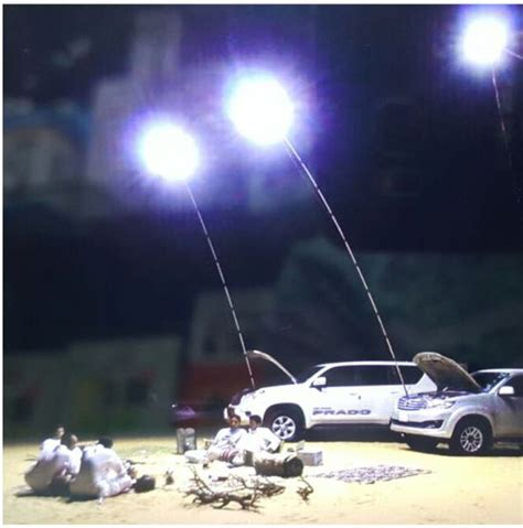 camo lights picnic c barbecue fishing rod led light price review