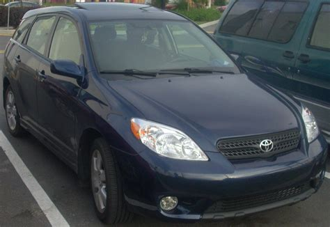 Toyota Matrix Wiki File 2005 2008 Toyota Matrix Jpg