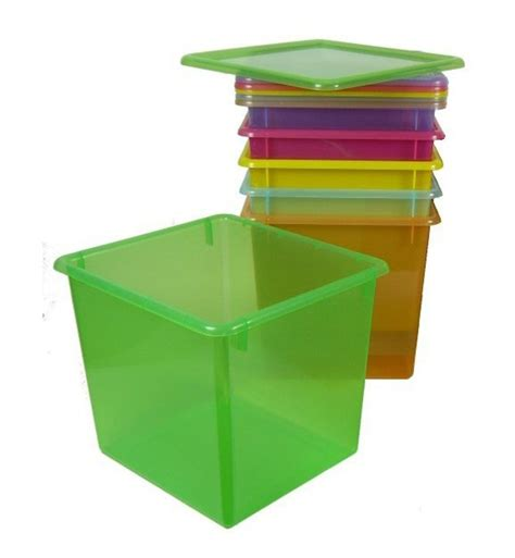 colored plastic storage containers 17 best images about organizing products i like on
