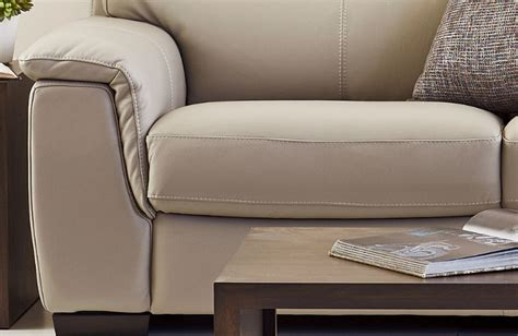 Harvey Norman Leather Sofa Lilly 3 Seater Leather Sofa With Chaise Lounges Living Room Furniture Outdoor Bbqs