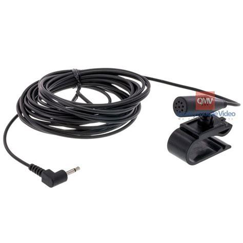 Mic Car Call Toa Zm100ec Original Toa pioneer mvh av290bt 6 2 inch dash din multimedia car stereo receiver