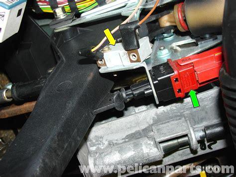 porsche  carrera brake clutch  cruise control switch