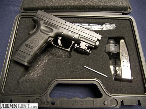 armslist for sale springfield xd 45 compact w laser