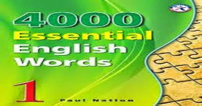 4000 Essential English Words 1 With Mp3 Pdf Download