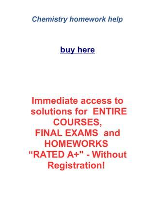 general chemistry problem solving college ebook help with chemistry homework answers