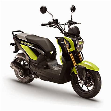 Lu Tembak Motor Matic 2014 new honda zoomer x specifications the motorcycle