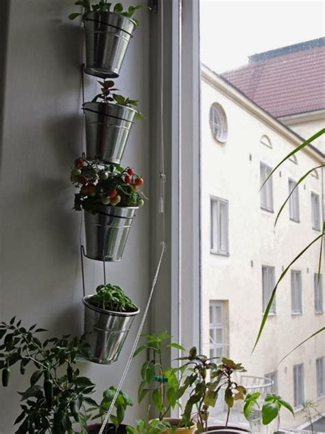 ikea vertical garden the urban garden low cost solutions from ikea remodelista