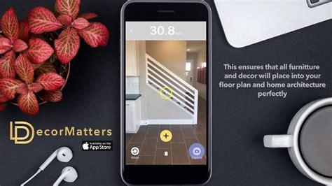 interior design app tutorial decormatters no 1 ar 3d home design free app