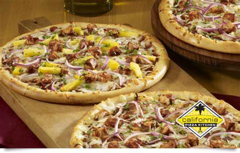 california pizza kitchen delivery delivery service