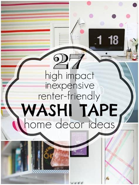 best 25 washi door ideas on bedroom door