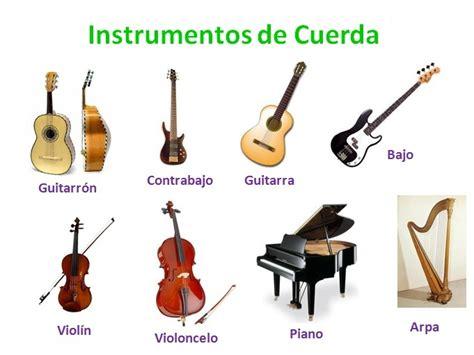 imagenes de instrumentos musicales y sus nombres cambiando ideas sobre la ense 241 anza del espa 241 ol