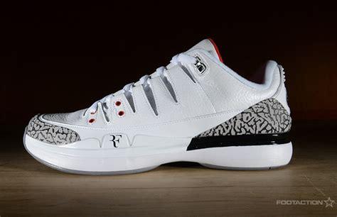 Baju Tenis Nike Roger Federer nike zoom vapor 9 tour quot white cement quot release details complex