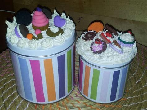 latas decoradas en foami latas decorados con foami imagui