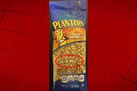 new listeria recall includes planters sunflower seeds