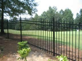 decorative metal fence decorative metal fencing panels