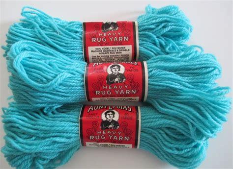 lydia s rug yarn lydia s rug yarn crafts