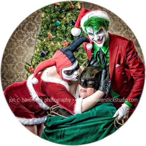 christmas joker wallpaper alex ross christmas joker and harley quinn by lady ha ha