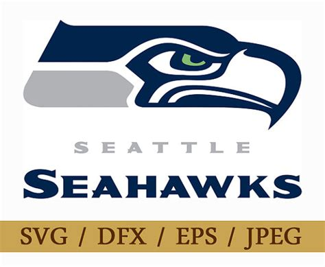 eps format in dxf seattle seahawks logo svg eps dxf jpeg format vector design