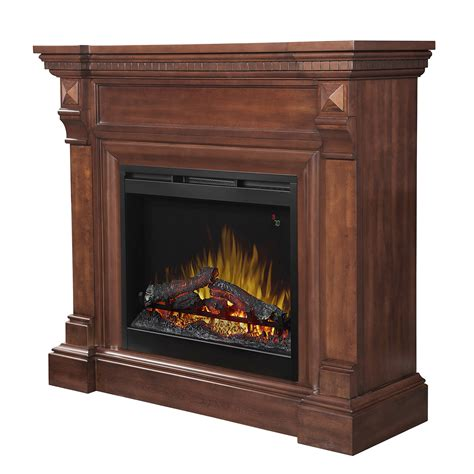 L Mantle by Dimplex Electric Fireplaces 187 Mantels 187 Products