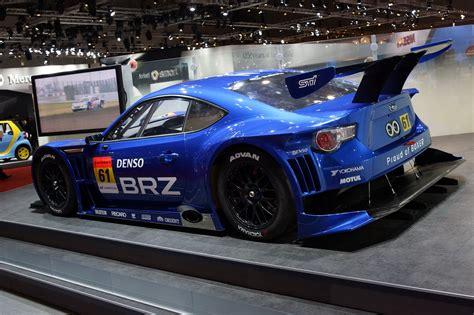 subaru brz racing subaru brz gt300 pictures auto news trends