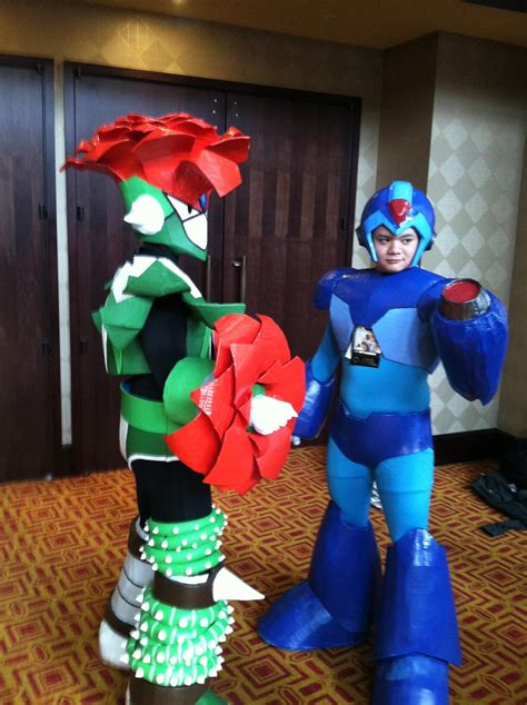 theme x exles amazing mega man and axle the red cosplay gaming