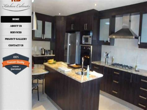 Kd Kitchen Cabinets by Kitchen Cabinets In Montreal Dorval Residential And