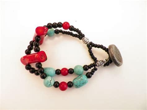 Handmade Beaded Jewelry Tutorials - handcrafted beaded bracelet tutorial diy jewelry