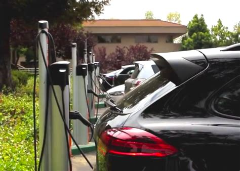"EV Charging Doesn't Need To Be Everywhere, Just In ""Hot"